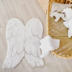 Lorena Canals Dywan Mini Wings 75x100 cm