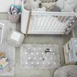 Lorena Canals Dywan Mini Biscuit Pearl Grey 70x100 Cm