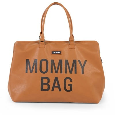 Torba Mommy Bag Brązowa