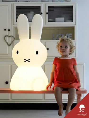 Lampa Miffy XL MrMaria