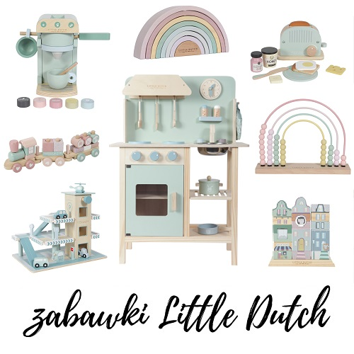 Zabawki Little Dutch