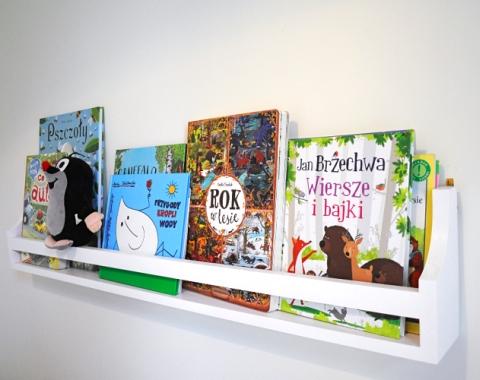 W czym przechowywać zabawki i książki dziecka? - Baby Concept